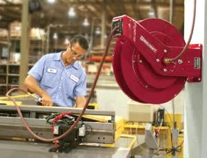 Custom Built Hose Reels