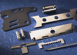 Products Made of Laser Cutting