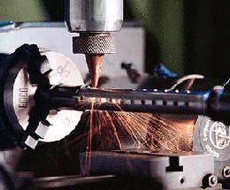 Laser Cutting Process