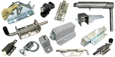 Types of Industrial Latches