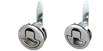 Stainless Steel Latches Set