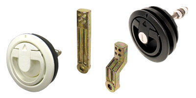 Plastic Latches Set
