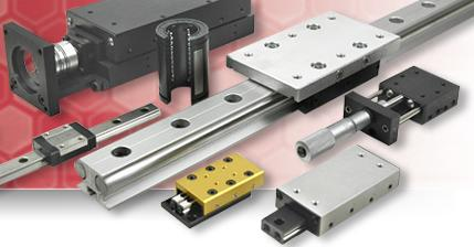 Types of Linear Bearings