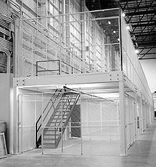 Abtech Steel Mezzanine System