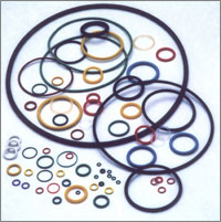 Rubber O-rings Sample