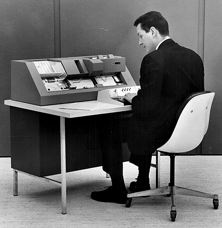 Punch Card Operator