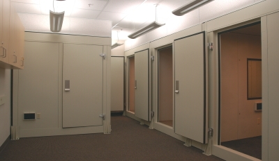 Sound proof Rooms