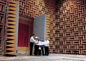 Large Soundproof Room