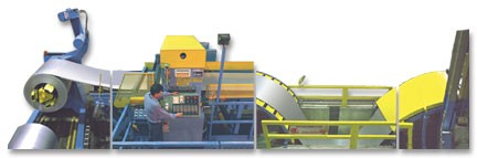 Steel Services Equipment