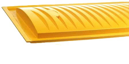 Yellow Clamshell Packaging
