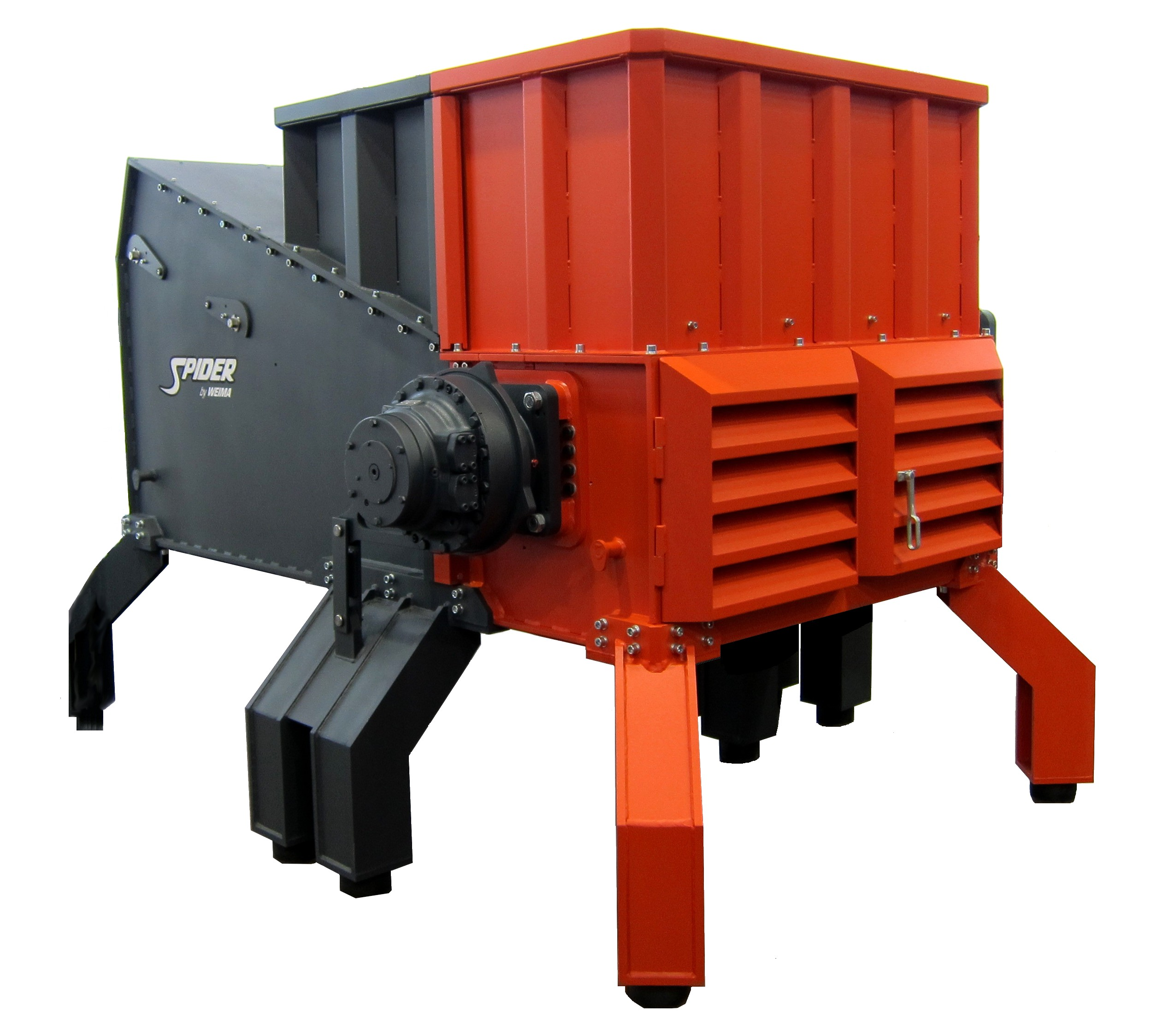 Industrial Shredder